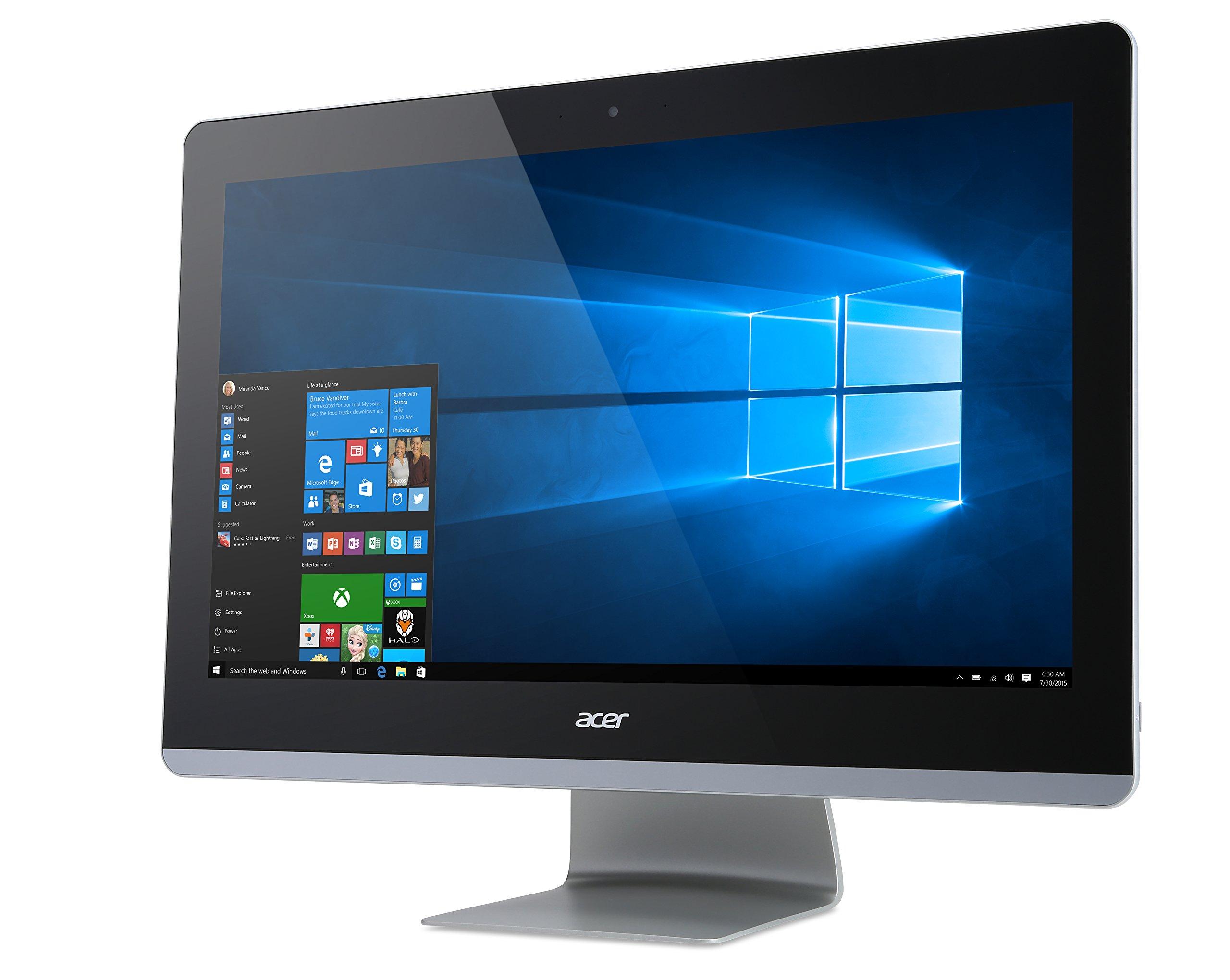 Acer Aspire Z3-705 2GHz i3-5005U 21.5