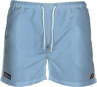 ellesse Dem Slackers Swim Short Light Blue