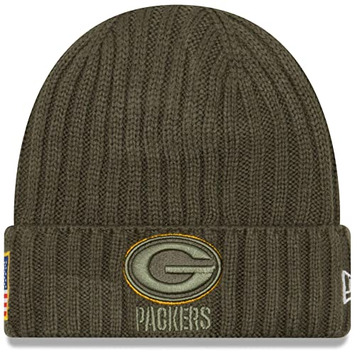 f8461c0b Packers Salute to Service Hat: Amazon.com