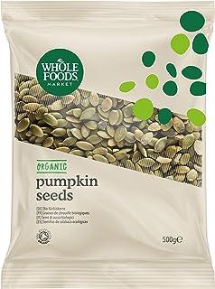 Whole Foods Market - Semillas de calabaza ecológicas, 500g