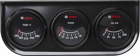 Bosch SP0F000024 Custom Line Triple Gauge