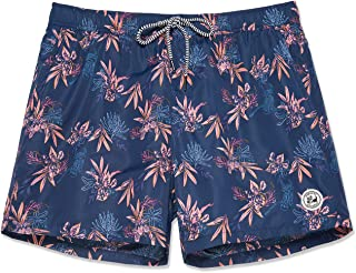 Men's All Over Printed Quick Dry Beach Volley Swim Trunk