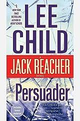Persuader: A Jack Reacher Novel Kindle Edition