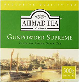 ahmad gunpowder green tea