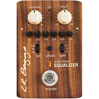 NEW in box Lr Baggs Align Reverb Acoustic Reverb Effects Pedal