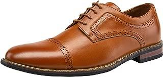Men's Oxford Formal Dress Shoes for Men Classic Derby Business Oxfords