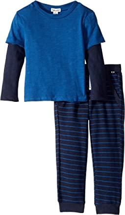 Striped Pants Set (Toddler/Little Kids/Big Kids)