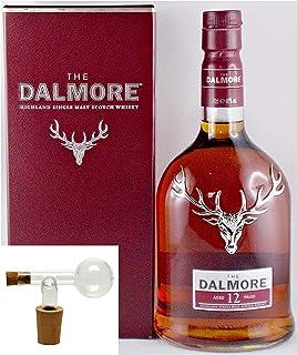 The Dalmore 12 Jahre Single Malt Whisky  1 Glaskugelportionierer