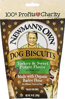 newman's dog treats