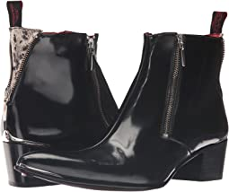 Jeffery-West Double Zip Boot