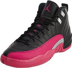 Amazon.com: Pink and Black Jordans