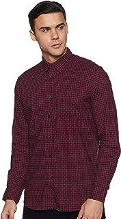 Parx Men's Slim fit Casual Shirt