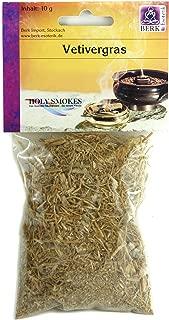 Berk - Inner Worlds 10 g Pure Resins Vetiver Grass