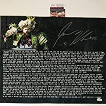 Autographed/Signed Jason Kelce Super Bowl Parade Speech Transcript Mummers Philadelphia Eagles 16x20 Football Photo JSA COA