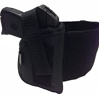 Pro-Tech Outdoors Ankle Holster for Ruger LCP 380 with Laser