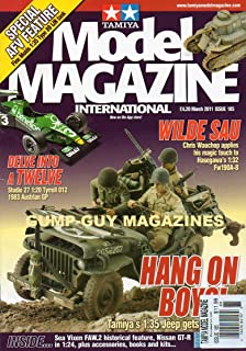 TAMIYA Model Magazine International UK March 2011 Issue 185 SPECIAL AFV FEATURE FINE MODELS 1:35 TYPE 89 IJN TANK