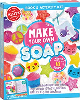 Make Your Own Soap (Klutz Activity Kit)