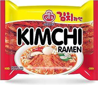 Ottogi Ramen,Kimchi, 120g , (Pack of 5)