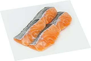 Serve Norwegian Salmon Portions by Hai Sia Seafood, 960g - Chilled