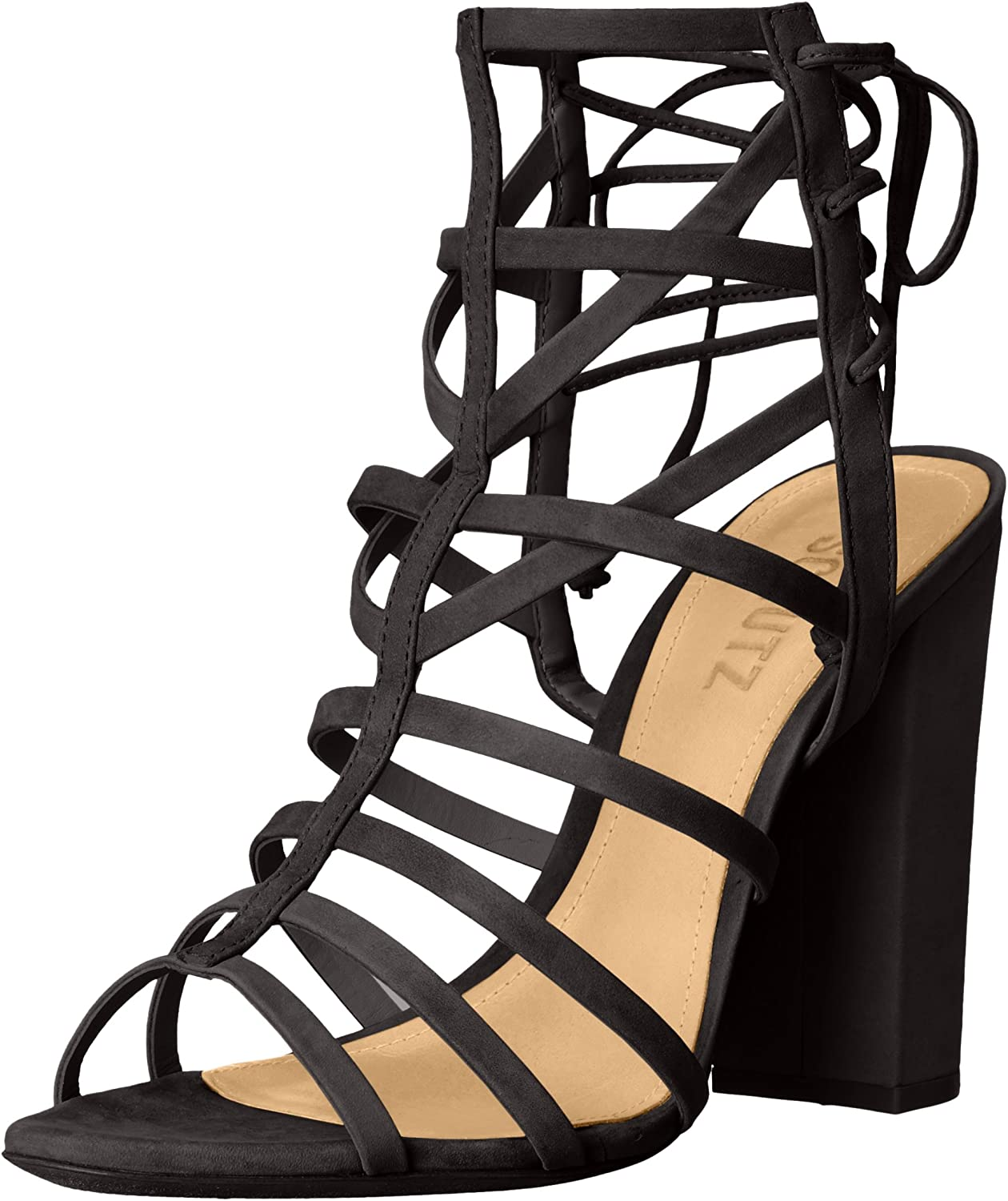 Schutz Womens Loriana Dress Sandal