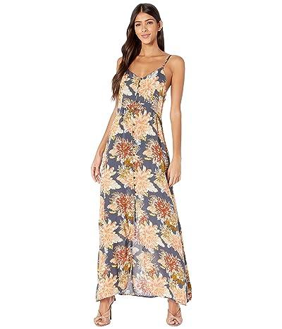 Rip Curl Sunsetters Maxi Dress (Dark Blue) Women