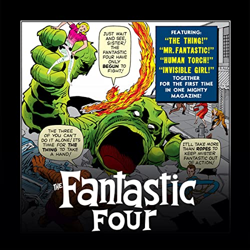 Fantastic Four (1961-1996) (Collections) (50 Book Series)