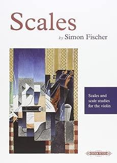 scales simon fischer