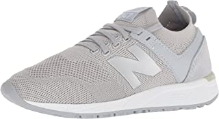 New Balance Womens WRL247DA 247 Engineered Mesh Grey Size: 7.5 B(M) US