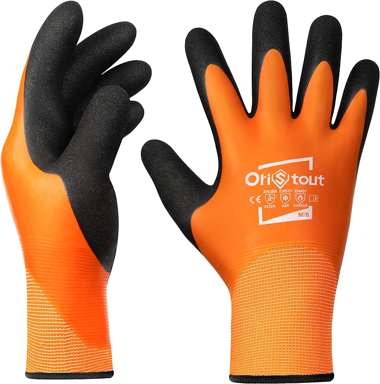 OriStout Winter Work Gloves Waterproof and SALENEW very popular! Freeze Women Max 78% OFF Men for