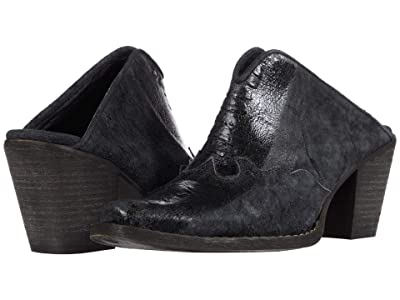 Free People Toluca Mule (Black) Women