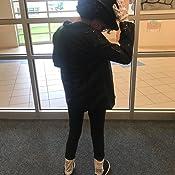 FASHIONDIY Michael Jackson Masque d/équitation pour le visage l/écharpe de sport Unisexe Ext/érieur Serre-t/ête Turban Cou coupe-vent Protection solaire Bandana sans couture 50 x 25 cm