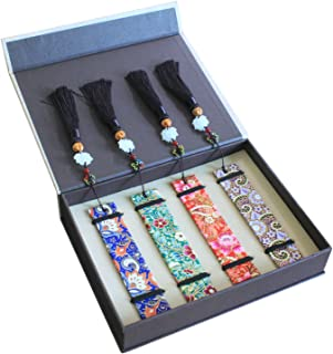 Best vintage fabric bookmarks Reviews