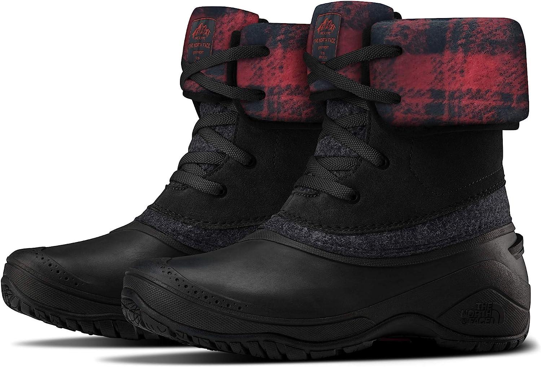 The North Face Women's Shellista II Roll-Down Winter Boot