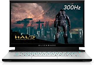 New Alienware m15 15.6 inch FHD Gaming Laptop (Lunar Light) Intel Core i7-10750H 10th Gen, 16GB DDR4 RAM, 1TB SSD, Nvidia ...