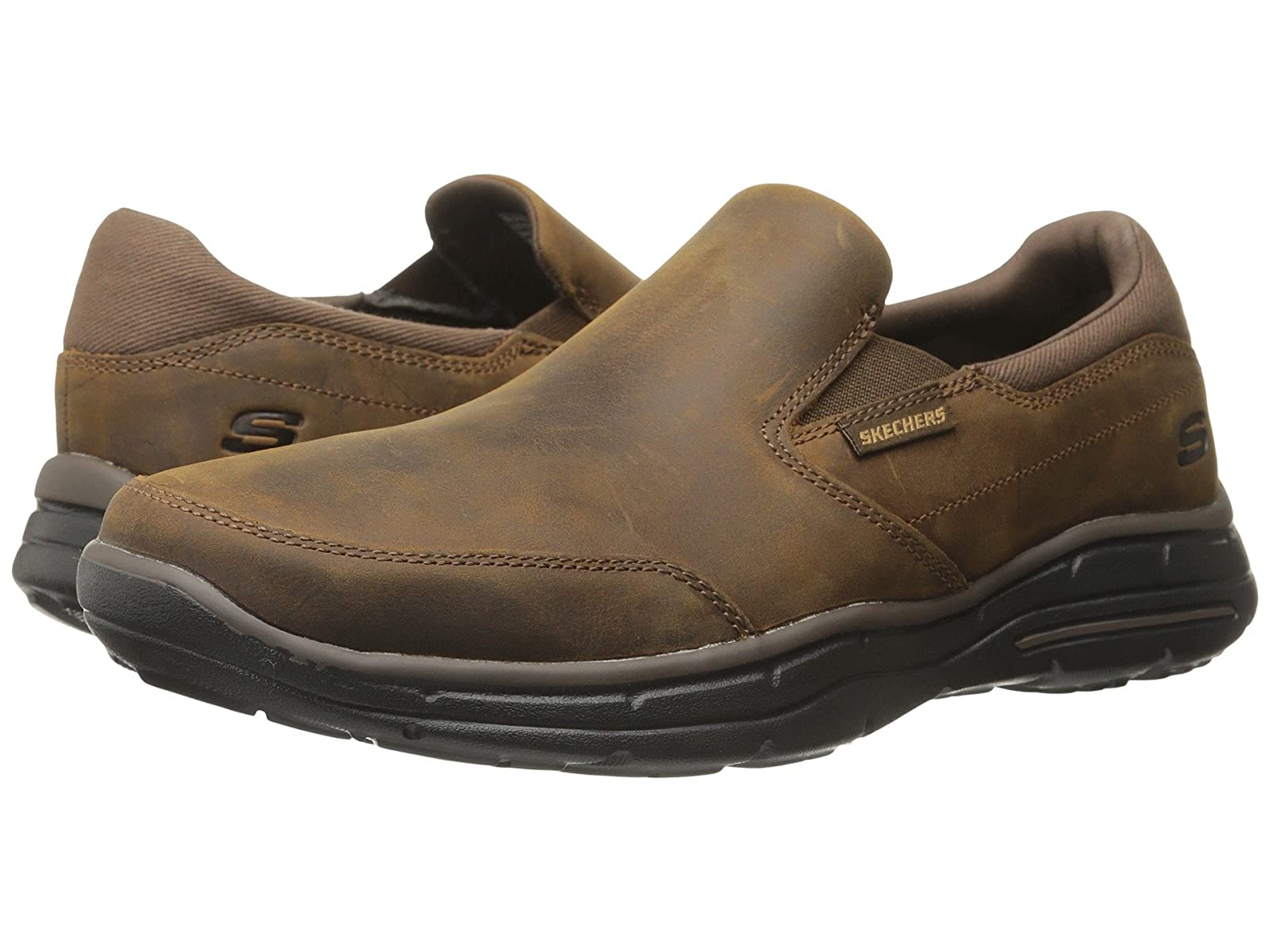 SKECHERS Relaxed Fit Glides CalculousAtmospheric grades have affordable shoes