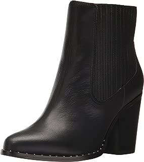Best black studded high heel boots Reviews
