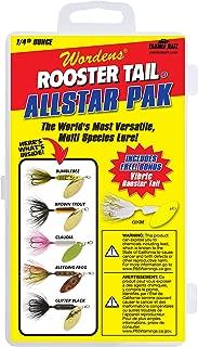 Yakima Bait Rooster Tail Spinner Box Kit.