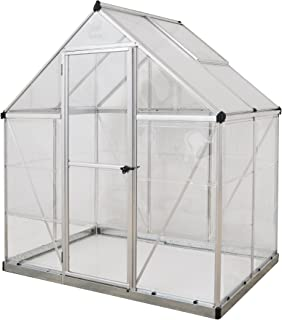 Best aluminum greenhouse frame parts Reviews