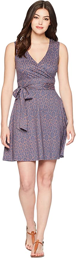 Toad&Co - Cue Wrap Sleeveless Dress