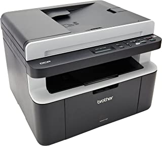Multifuncional Laser Mono, Brother, DCP-1617NW, Preto