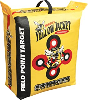 Morrell Yellow Jacket Stinger Field Point Bag Archery Target  – Great for Compound..
