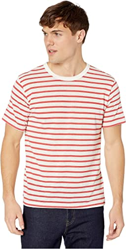 Red Riviera Stripe
