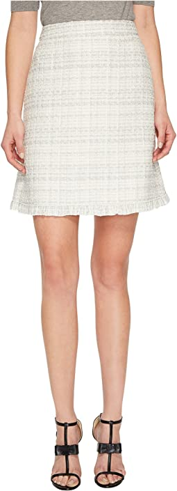 Kate Spade New York - Sparkle Tweed Skirt