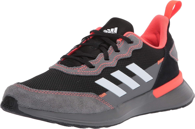 adidas Unisex-Child RapidaRun Elite J Sneaker