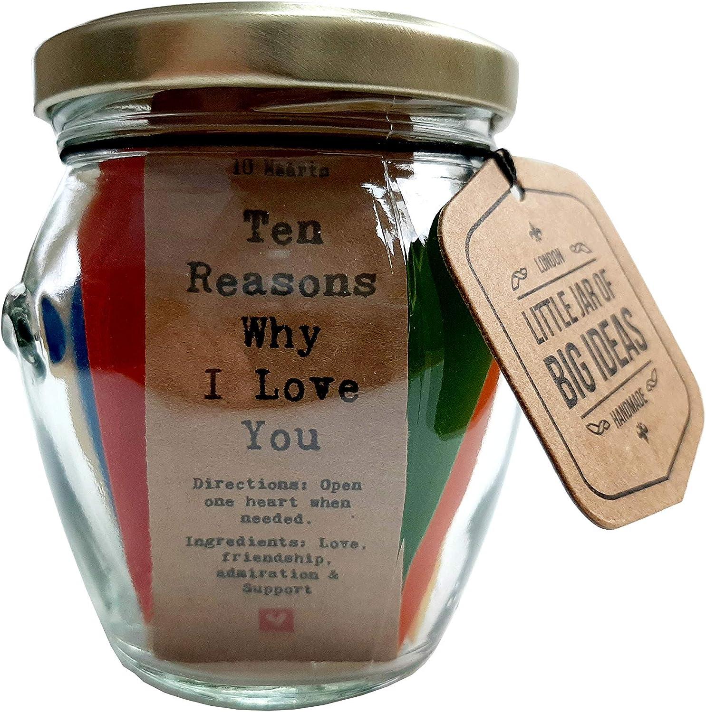 I jar you reasons why love Reasons Why