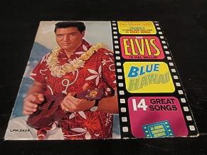Blue Hawaii [Vinyl] Elvis Presley