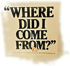 By Peter Mayle - Where Did I Come From Pap (1st Edition) (12.2.1976)