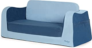 P'kolino Little Sofa / Sleeper in Blue