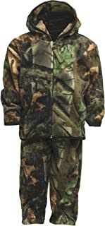 TrailCrest Infant & Toddler Camo Two Piece Fleece Jacket & Pants Set