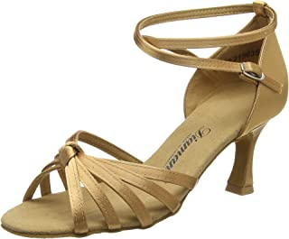 87fc1881 Diamant Diamant Damen Latein Tanzschuhe 109-087-087 - Zapatos de Baile -  Standard